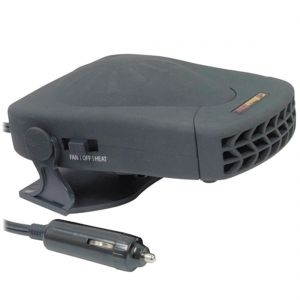 All-Season 12-Volt Cab Heater and Fan