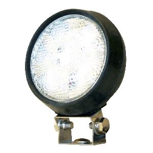 Buyers 1350 Lumen Clear Round Flood Light