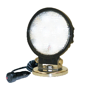 Buyers 1350 Lumen Magnetic Base Flood Light