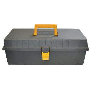 VULCAN Sturdy Polymer Carrying Cases