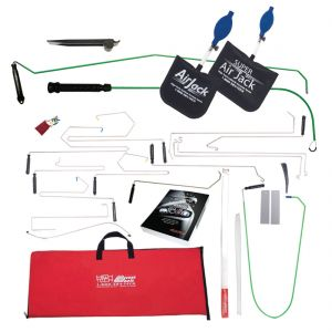The Professional Complete Vehicle Entry Kit