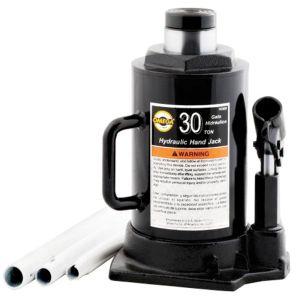 OMEGA Heavy-Duty Hydraulic In-Line Bottle Jacks