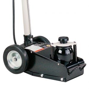 OMEGA H.D. Hydraulic Air-Actuated Single-Stage Truck Jacks