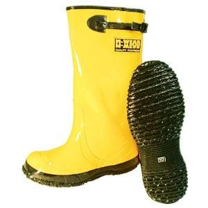 Industrial Yellow Slush Boots