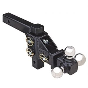 Tri-Ball Fully Adjustable Hitch