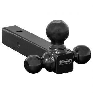 Tri-Ball Shank Mount Hitch