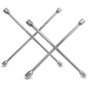 Titan 4-Way Industrial Lug Wrenches