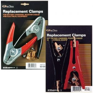 Deka Replacement Booster Clamps