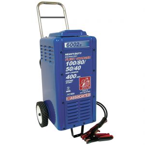 Heavy-Duty Commercial Rolling Charger