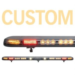 Custom Whelen Light Bars