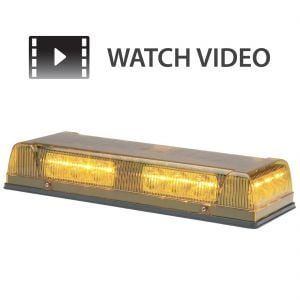 "Whelen Responder 17"" LED Mini Bar"