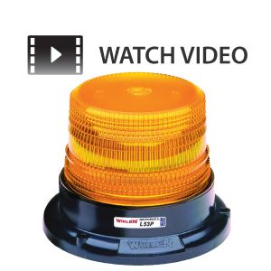 Super LED Compact Class 3 Amber Beacons