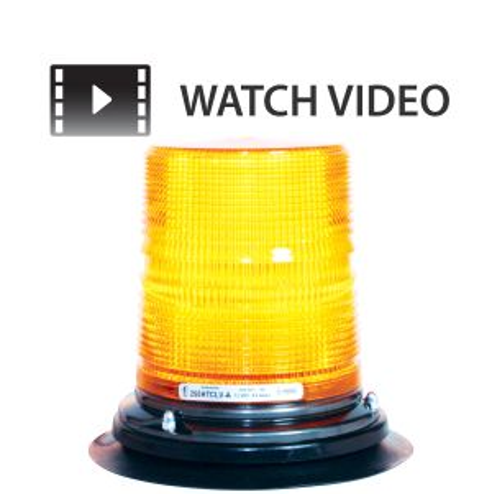 Class 1 Tall 6.75'' LED Amber Beacons