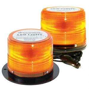 NAS High Power 4.5'' Amber LED Beacons