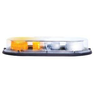 North American Signal Dual Color LED Quad Burst Mini Bar