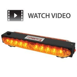Wireless LED Tow Light-Strobe Combo