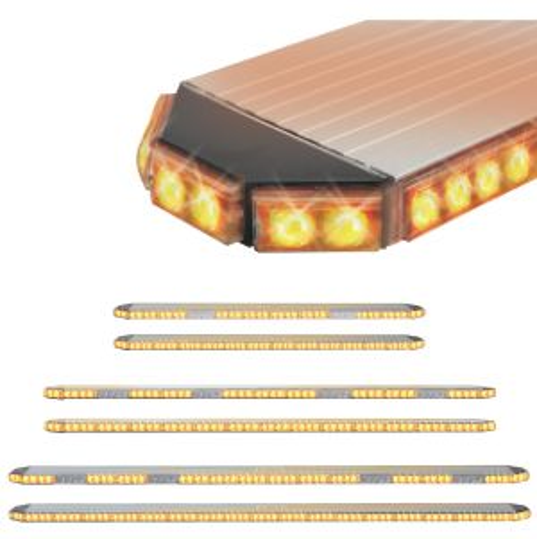 Towmate Full Size Power-Link LED Warning Bars