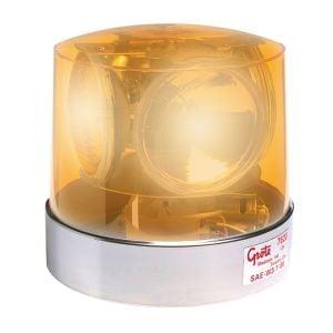 Amber Extra-Large, Heavy-Duty Revolving Beacon