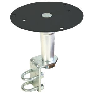 Scratch And Dent VULCAN Strobe Beacon Universal Mirror Mounting Bracket For Trucks