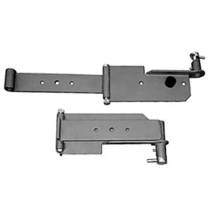 Fold-Down Mini Light Bar Mounting Bracket