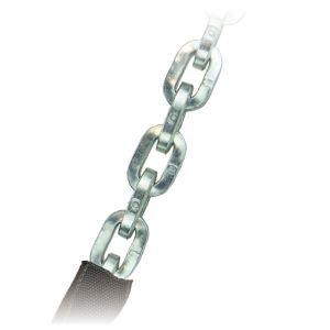 """VULCAN Premium Case-Hardened 5/16"""" Security Chain, Nearly Impossible To Defeat, Cannot Be Cut With Bolt Cutters Or Hand Tools - Lifetime Guarantee"""