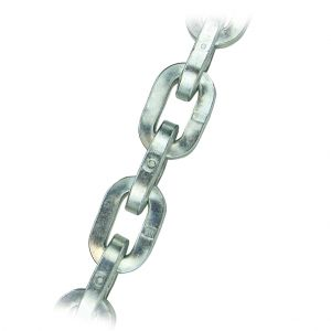 """VULCAN Premium Case-Hardened 3/8"""" Security Chain, Nearly Impossible To Defeat, Cannot Be Cut With Bolt Cutters Or Hand Tools - Lifetime Guarantee"""