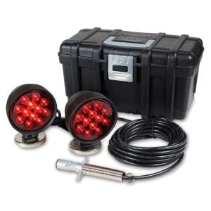 Magnetic LED Rubber Tow Lights