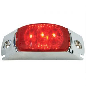 Spyder Rectangular LED Marker Lights