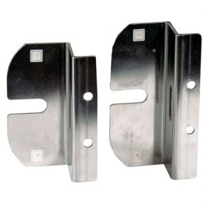 Stainless Steel Mounting Bracket for 3 -LED Lights