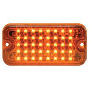Ultra-Thin Rectangular LED Strobes