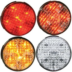TecNiq Intense LED Stop - Tail, Turn Lights