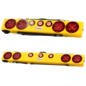 Towmate Original Wireless LED Wide Load Light Bars