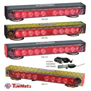 Towmate TM-2 Wireless Towing Tail Lights