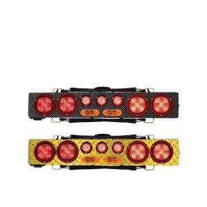 Towmate Wireless LED Wide Load Bars With Strobes