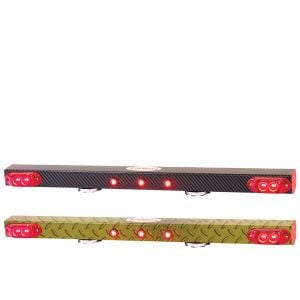 Towmate Wireless Tow Lights With Red Turn Signals