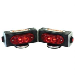 Towmate Wireless Split Tow Lights With End Markers