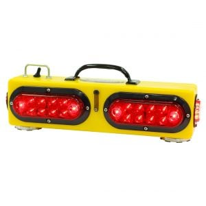 "Towmate 16"" Wireless Wide Load Tow Light With Center And End Markers"