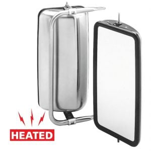 Heated Wide View Mirrors