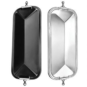7 x 16 V-Back Mirrors