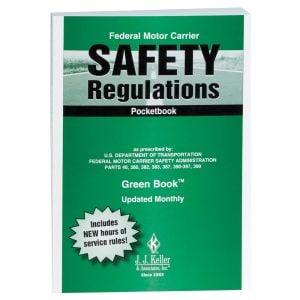 Federal Motor Carrier Safety Regulation Pocket Book