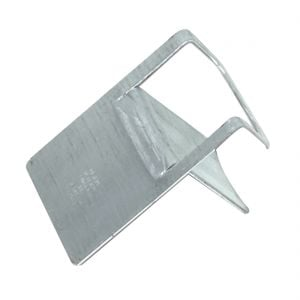 "Corner Protector - 3"" slotted steel"