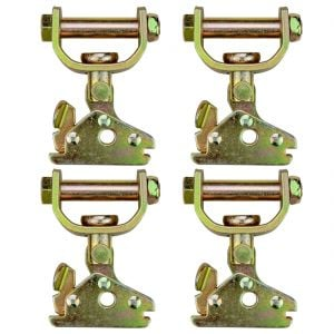 VULCAN Rolling Idler E-Fitting Assembly 6,000 Pound Capacity - 4 Pack