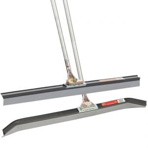 "24"" Squeegees with Steel Bolt-On Handle"