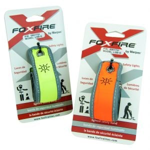 Foxfire Lighted LED Safety Wrist Bands