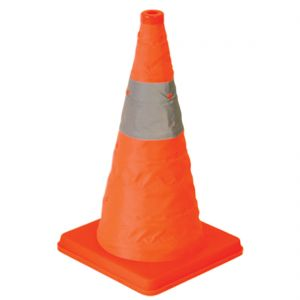 Collapsible Reflective Traffic Cones