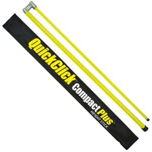 QuickClick Compact Plus Load Height Measuring Stick (Measures Up To 15 Feet)