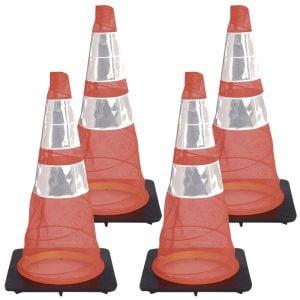 TrafFix Quick Deploy Spring Cones