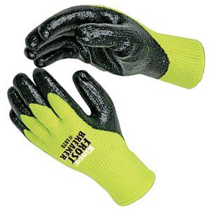 FROST BREAKER® High-Viz Form Fitting Thermal Knit Work Gloves