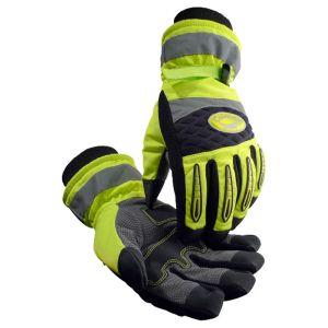 CAIMAN Rhino-Tex High-Viz Winter Work Gloves