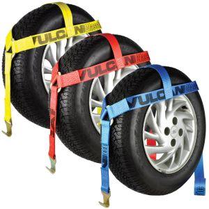 VULCAN Classic Series Bonnet Style Wheel Lift Harness With Flat Hook